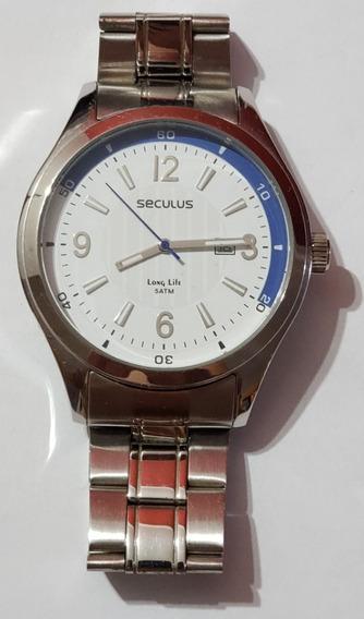 Relógio Seculus - Prata