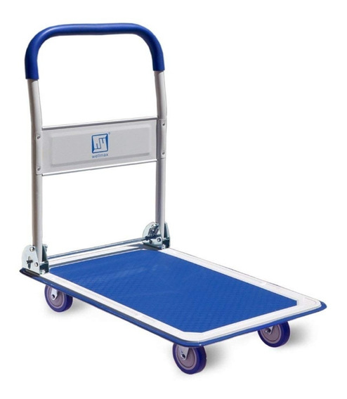 Carro Push Cart Dolly By Wellmax | Functional Moving