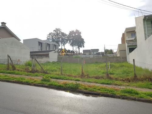Terreno A Venda No Bairro Abranches Em Curitiba - Pr.  - 5813-1