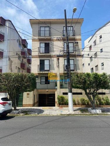 Imagem 1 de 13 de Apartamento Com 2 Dormitórios À Venda, 72 M² Por R$ 195.000,00 - Tupi - Praia Grande/sp - Ap15716