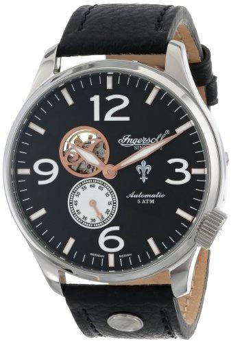 Relojes De Pulsera Para Hombre Relojes In1003bk Ingersoll