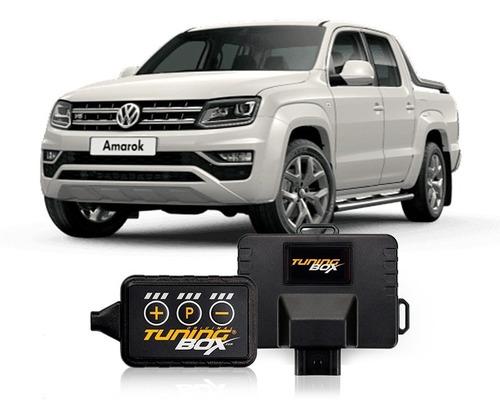 Kit Tuningbox +potencia +aceleración Volkswagen Amarok 3.0