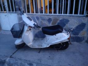 Moto Mint Yamaha