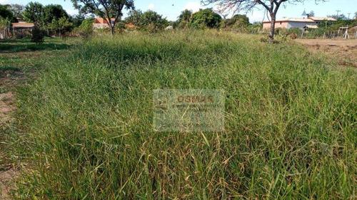 Imagem 1 de 1 de Terreno À Venda, 1500 M² Por R$ 120.000,00 - Alvorada De Barra Bonita (vitoriana) - Botucatu/sp - Te0097