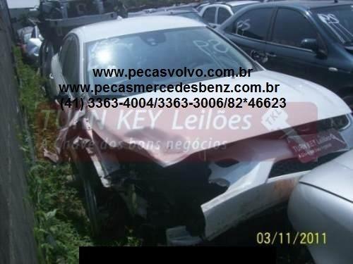 Volvo S60 2012 T4 1.6 Turbo Batida Para Tirar Peças