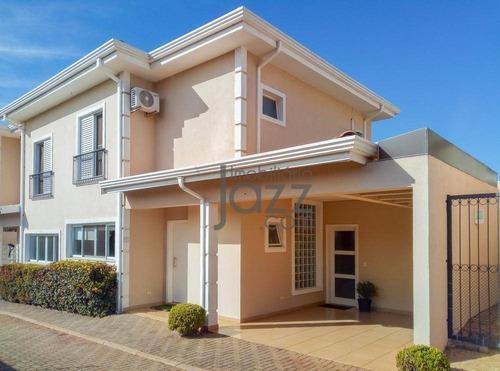 Imagem 1 de 30 de Casa Com 3 Dormitórios À Venda, 170 M² Por R$ 1.100.000,00 - Chácara Primavera - Campinas/sp - Ca7779