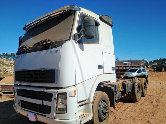 Caminhão Volvo Fh 12 420 6x4t/04/05 Carreta Caçamba 30m