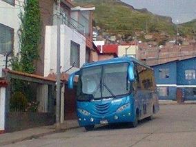 Omnibus Mercedes Benz Lo 915 Turismo