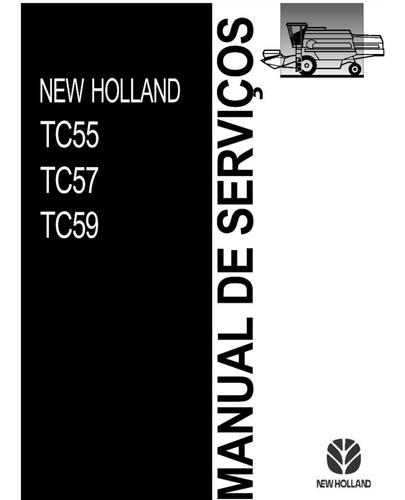 Imagem 1 de 2 de Manual Da Tc 55 Tc57 Tc59