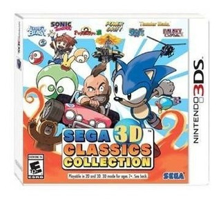 Sega 3d Classics Collection - Juego Físico 3ds - Sniper Game