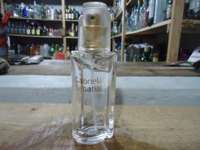 Perfume Gabriela Sabatine 60 Ml Vazio P/colecionador N1