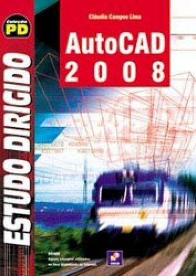 Estudo Dirigido De Autocad 2008 - Erica