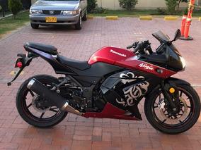 Kawasaki Ninja 250 Edicion Especial Como Nueva