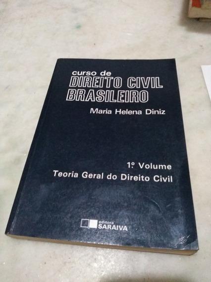 Curso Do Direito Civil Brasileiro Maria Helena Diniz Vol 1
