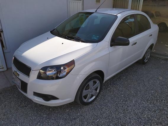 Chevrolet Aveo 1.6 Ls Aire Mt 2016