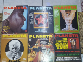 Revistas Planeta Antigas