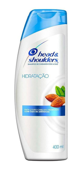Shampoo Head & Shoulders Anticaspa Hidratação Feminino 400ml