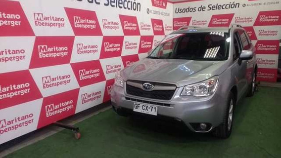 Subaru All New Forester Xs Cvt 2.0