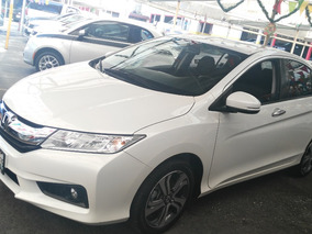Honda City 1.5 Ex At Cvt, Modelo 2017