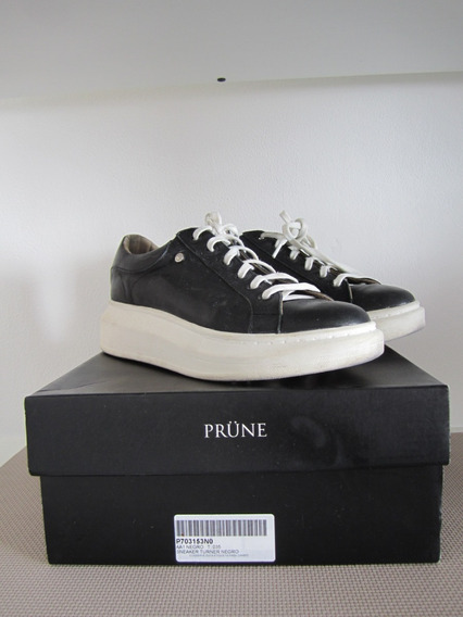 Zapatillas Prune Sneaker Tuner (talle 35) Impecables !!!