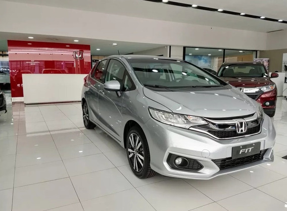 Honda Fit 2020 0km Exl At Full