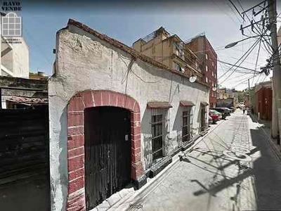 (crm-5206-1297) Terreno Para Desarrolladores En San Miguel Chapultepec