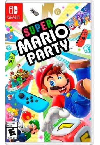 Imagen 1 de 4 de ..:: Super Mario Party ::.. Para Switch En Game Center