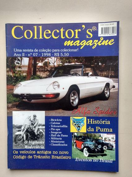 Revista Collector S Magazine 07 Puma Miniaturas Pin Ups 223