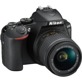 Nikon D5600 18-55mm F/3.5-5.6 Pronta Entrega Lojista Garanti