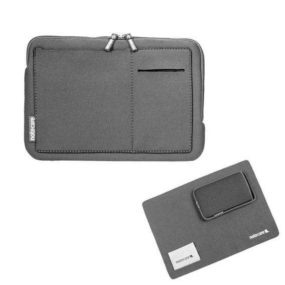 Capa Case Notebooks De 8, 10, 11, 12 Polegadas + Kit Grátis
