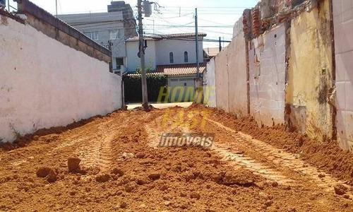 Terreno À Venda, 115 M² Por R$ 235.000,00 - Vila Barros - Guarulhos/sp - Te0247
