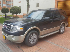Ford Expedition Eddie Bauer At 5400cc 7 Ptos