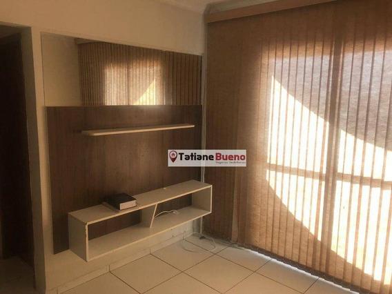 Apto Com 2 Dormitórios Varanda Para Alugar, 60 M² Por R$ 1.100/mês - Jardim América - São José Dos Campos/sp - Ap2124