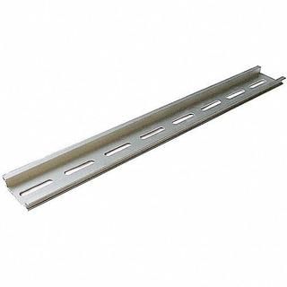 Riel Din 50cm Para Termicas Termomagneticas Diferencial