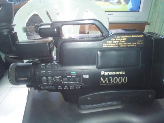 Lote Com 2 - Filmadora Panasonic- M 3.000