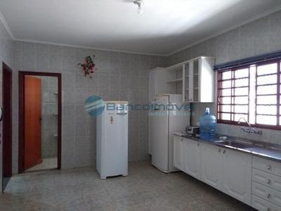 Casa Residencial Em Paulínia - Sp, Jardim De Itapoan - Ca01841