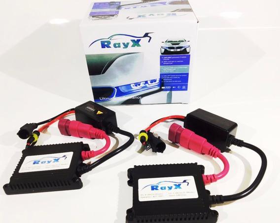 Kit Xenon Ray X H1 H3 H4 H7 H11 H16 Hb4 Hb3 H27 8000k Xenon