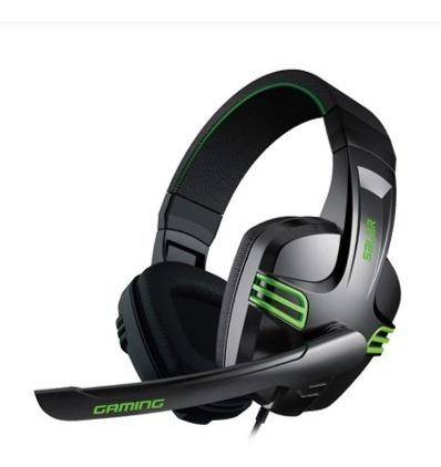 Earphone Headset Gaming Pc Gamer Fone De Ouvido Estéreo Com