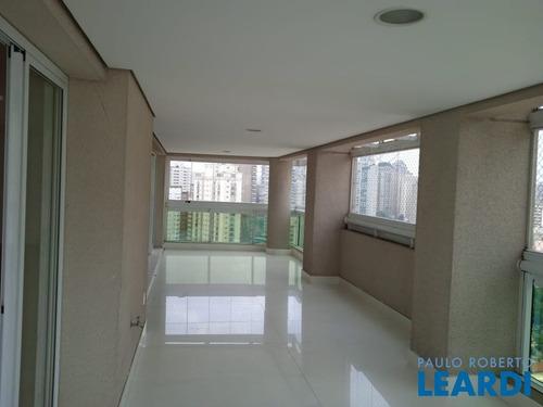 Apartamento - Moema Pássaros  - Sp - 632273