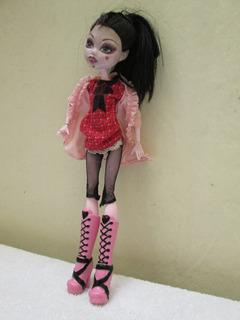 Muñeca Draculaura Monster High Envio Gratis