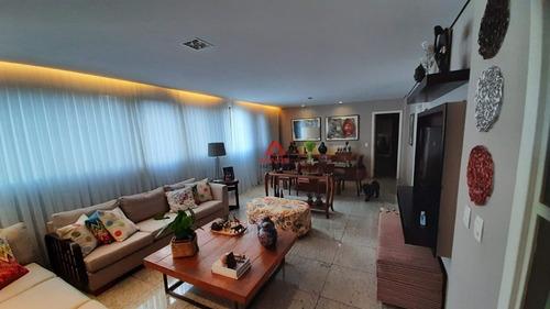 O Melhor Apartamento De 163m² No Buritis - 1752