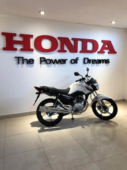 Moto Honda Cg Titan 150 0km Fcia C/tarj 12/18 Entreg Ya