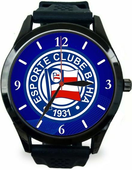 Relógio Pulso Masculino Esportivo Bahia Barato Novo