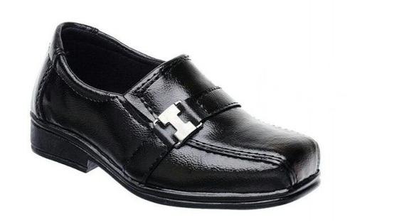 Sapato Casual Social Infantil Novo Lançamento