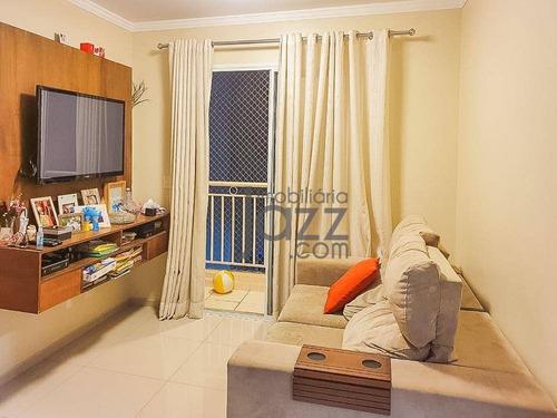 Apartamento Com 2 Dormitórios À Venda, 54 M² Por R$ 330.000,00 - Jardim Santa Genebra - Campinas/sp - Ap5107