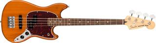 Fender Mustang Bass Pj Pf Agn 0144053528