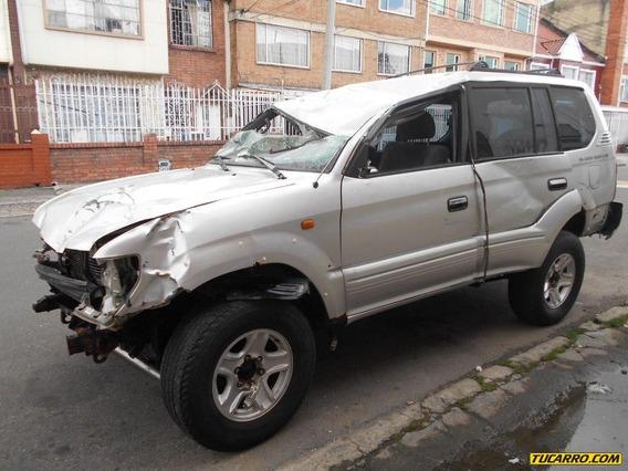 Toyota Prado Vx Automatica