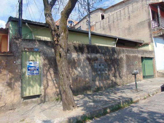 Barracão Com 2 Quartos Para Alugar No Alípio De Melo Em Belo Horizonte/mg - Adr3673