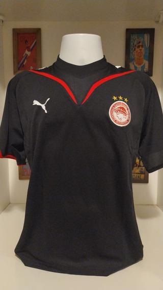 Camisa Futebol Olympiakos 2009 Puma