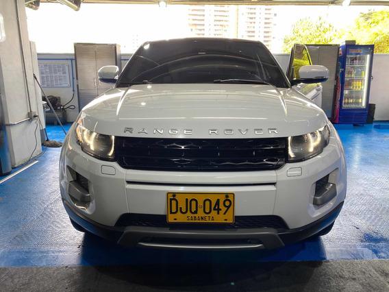 Land Rover Range Rover Evoque - Blindaje 2+